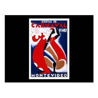 Carnaval 1942 de Habana Carnaval La Habana Tarjetas Postales
