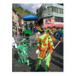 Carnaval 2010 en Trinidad Postal