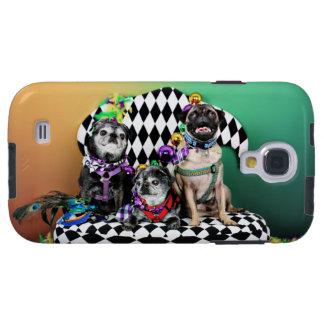Carnaval 2015 de Pugsgiving - Wendy Madison Nelson Funda Galaxy S4