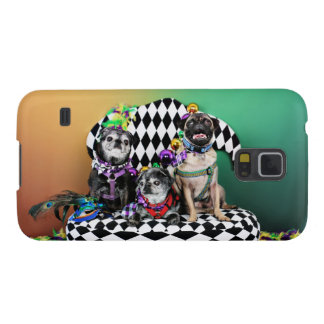 Carnaval 2015 de Pugsgiving - Wendy Madison Nelson Funda Para Galaxy S5