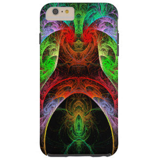 Carnaval Abstract Art Tough iPhone 6 Plus Case