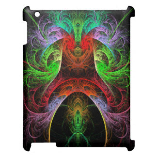 Carnaval Abstract Art Case For The iPad 2 3 4