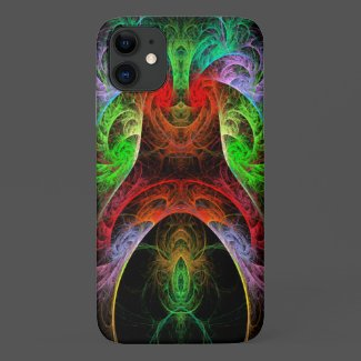 Carnaval Abstract Art Case-Mate iPhone Case