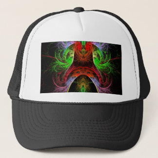 Carnaval Abstract Art Hat
