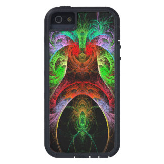 Carnaval Abstract Art iPhone SE/5/5s Case