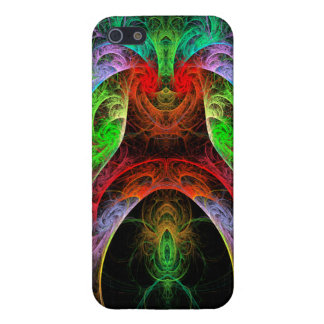 Carnaval Abstract Art iPhone SE/5/5s Cover