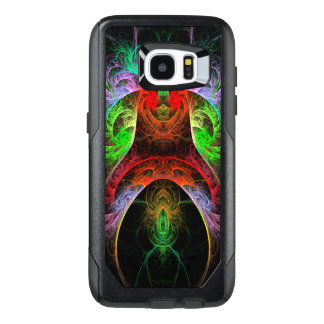 Carnaval Abstract Art OtterBox Samsung Galaxy S7 Edge Case