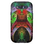 Carnaval Abstract Samsung Galaxy S3 Galaxy SIII Case