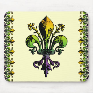 Carnaval antiguo Fleur Tapetes De Ratones