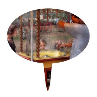 Carnaval - caramelo - conseguir el caramelo de alg figura de tarta