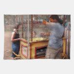 Carnaval - caramelo - conseguir el caramelo de alg toalla de mano