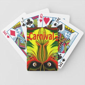Carnaval Baraja Cartas De Poker