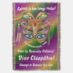 Carnaval Cleopatra-VIIi Manta