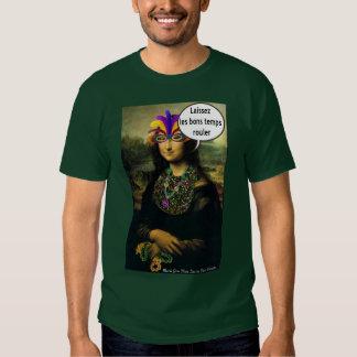Carnaval de Mona Lisa Playera