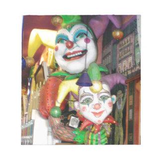Carnaval de NOLA Bloc De Papel