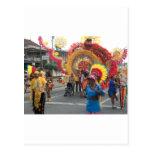 Carnaval de Trinidad Tarjetas Postales