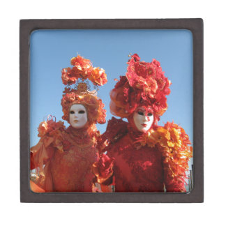 Carnaval de Venecia Caja De Regalo De Calidad