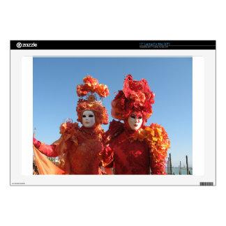 Carnaval de Venecia Calcomanía Para 43,2cm Portátil