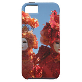 Carnaval de Venecia iPhone 5 Funda