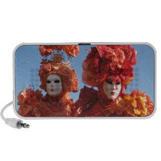 Carnaval de Venecia Mini Altavoz