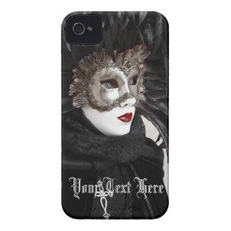 Carnaval del caso de Venecia Blackberry iPhone 4 Case-Mate Cobertura