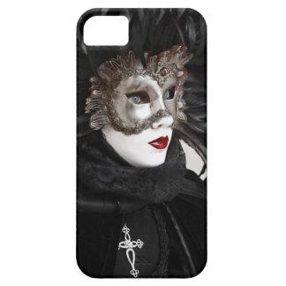 Carnaval del caso del iPhone 5 de Venecia Funda Para iPhone SE/5/5s