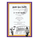 Carnaval del jazz de New Orleans (púrpura) Comunicados Personales