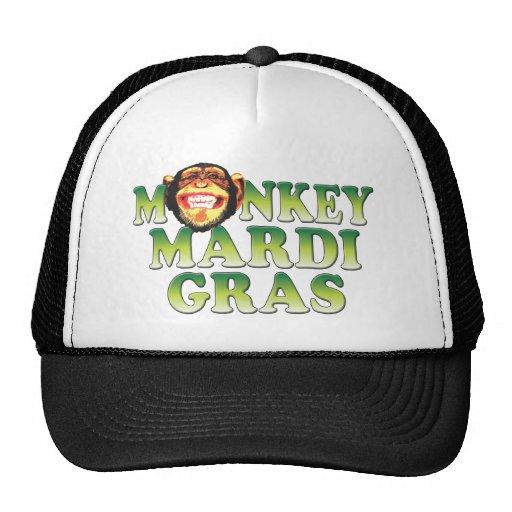 Carnaval del mono gorras de camionero