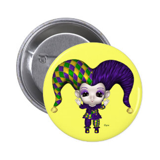 Carnaval del mundo de Blythe - botón Pins
