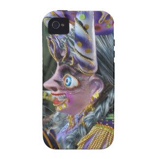 Carnaval en Oruro, Bolivia Case-Mate iPhone 4 Carcasa
