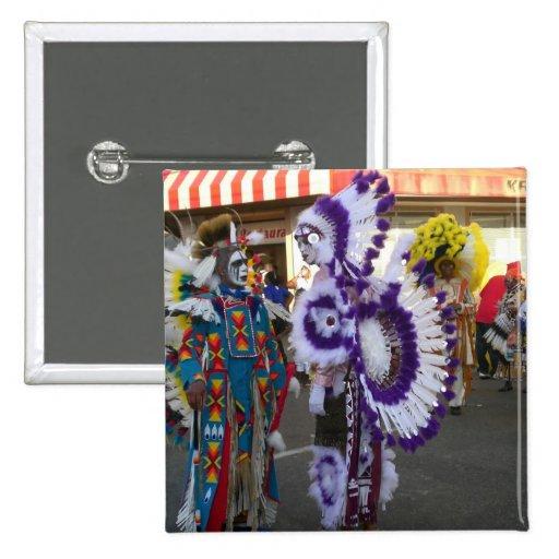 Carnaval en Trinidad 2010 Pins