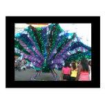 Carnaval en Trinidad Postal