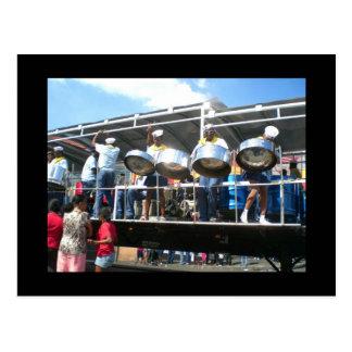 Carnaval en Trinidad Postales