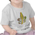 Carnaval Fleur de Dots Camisetas