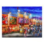 Carnaval - mundo de maravillas invitacion personalizada