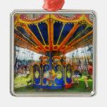 Carnaval - paseo estupendo del oscilación ornamento de reyes magos