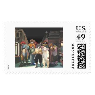 Carnaval Postage