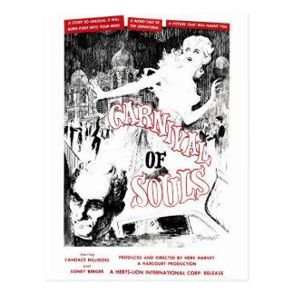 Carnaval postal de las almas