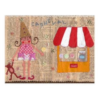 Carnaval Tarjetas Postales