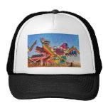 Carnaval - un paseo más colorido gorra