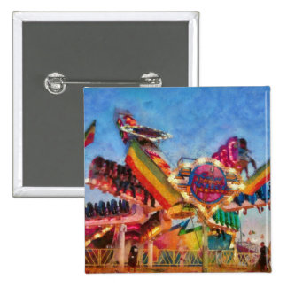 Carnaval - un paseo más colorido pin