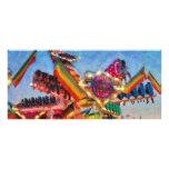 Carnaval - un paseo más colorido lona personalizada