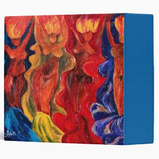 Carnavalesque 2010 binder