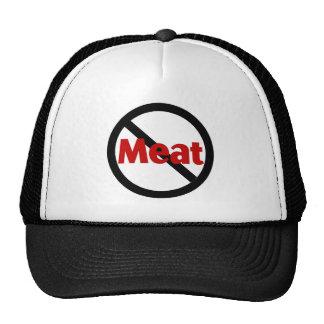 Carne anti gorros bordados