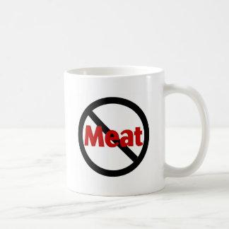 Carne anti taza de café
