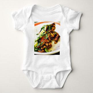Carne Asada Tacos Baby Bodysuit
