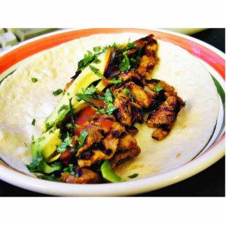 Carne Asada Tacos Cutout