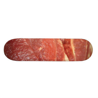 Carne cruda patines personalizados