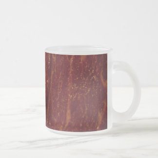 Carne cruda tazas