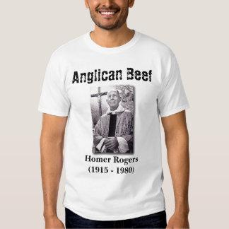 Carne de vaca anglicana, home run Rogers Playeras